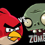 Angry Bird VS Zombies