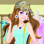 Fashion Girl Dress Up