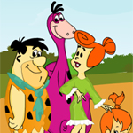 Flintstone Family Dress Up