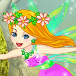 Happy Flower Fairy