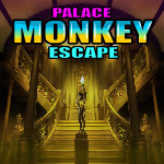 palace monkey escape
