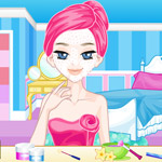 Princess Dancer Makeover