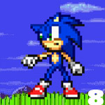 Sonic RPG eps 8 The Superior Hedgehog