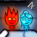 Fire Boy and Water Girl 4 The Crystal Temple