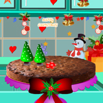 Make Christmas cake recipe
